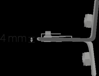 Dicke 4mm