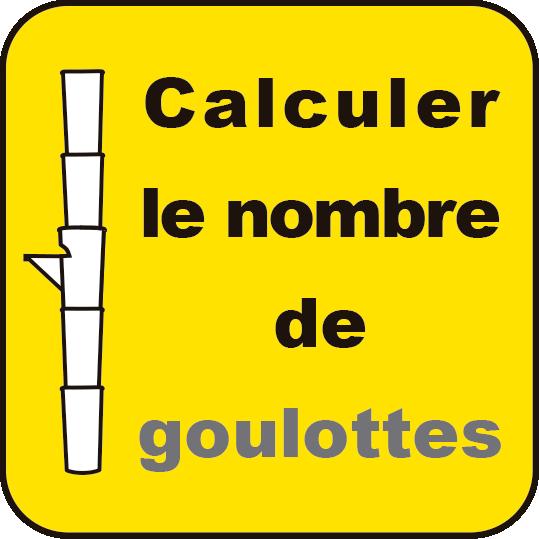 Calculer le nombres de tubes et de trémies néccesaires